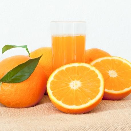 Naranjas Navelina de zumo producción ecológica