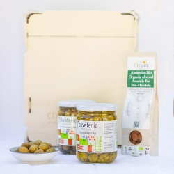 Altea pack with organic prodcucts