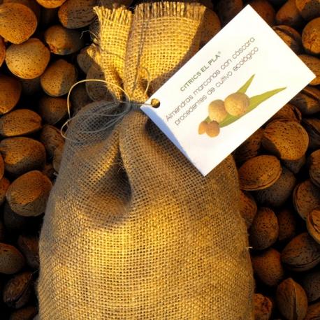 Organic Marcona Almond in shell